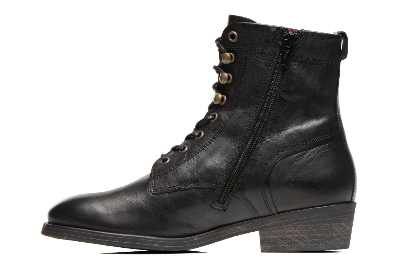 Bottines et boots Kickers ASTRALBIS Noir vue face