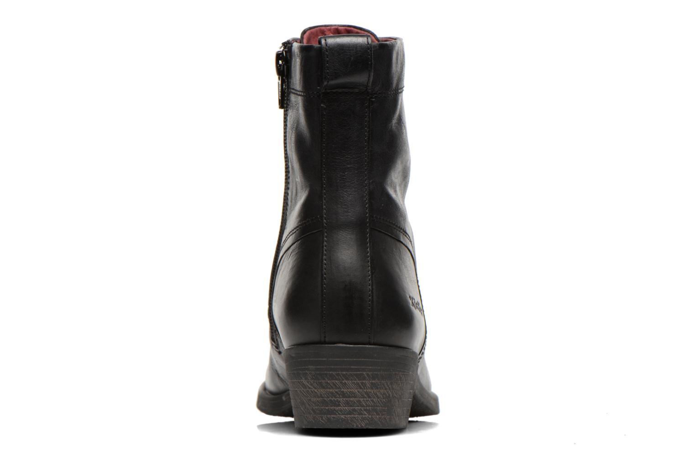 Bottines et boots Kickers ASTRALBIS Noir vue droite