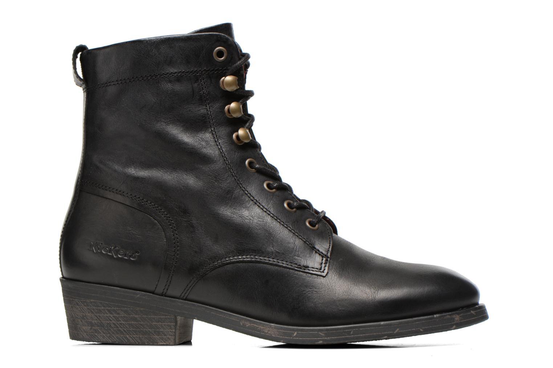 Bottines et boots Kickers ASTRALBIS Noir vue derrière