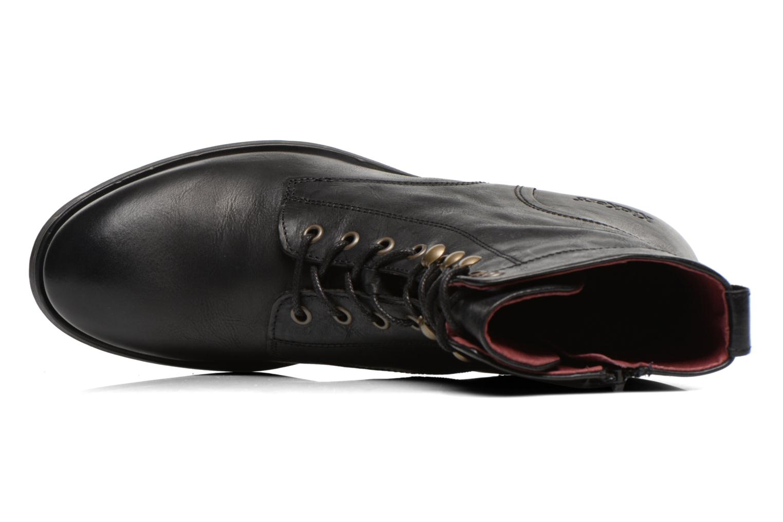 Bottines et boots Kickers ASTRALBIS Noir vue gauche