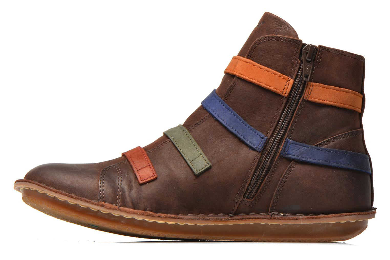 Bottines et boots Kickers WAXING Multicolore vue face