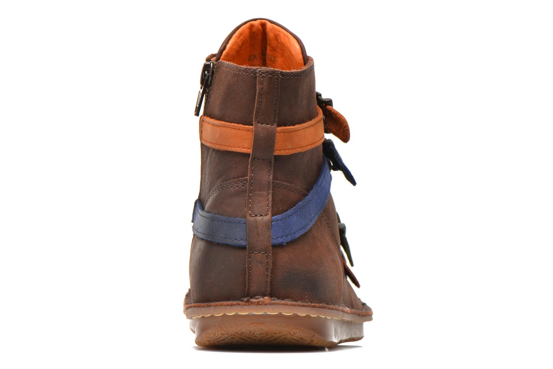 Bottines et boots Kickers WAXING Multicolore vue droite