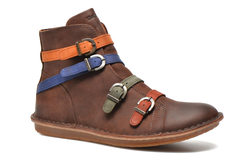 Bottines et boots Kickers WAXING Multicolore vue détail/paire