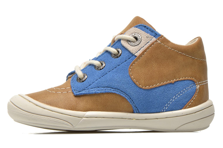 Sneakers Kickers ZELIG Marrone immagine frontale