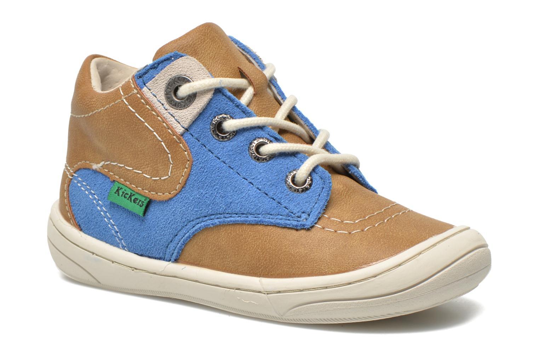 Sneakers Kickers ZELIG Marrone vedi dettaglio/paio