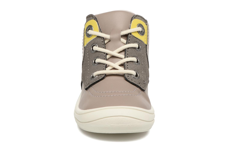 Sneakers Kickers ZELIG Brun se skoene på
