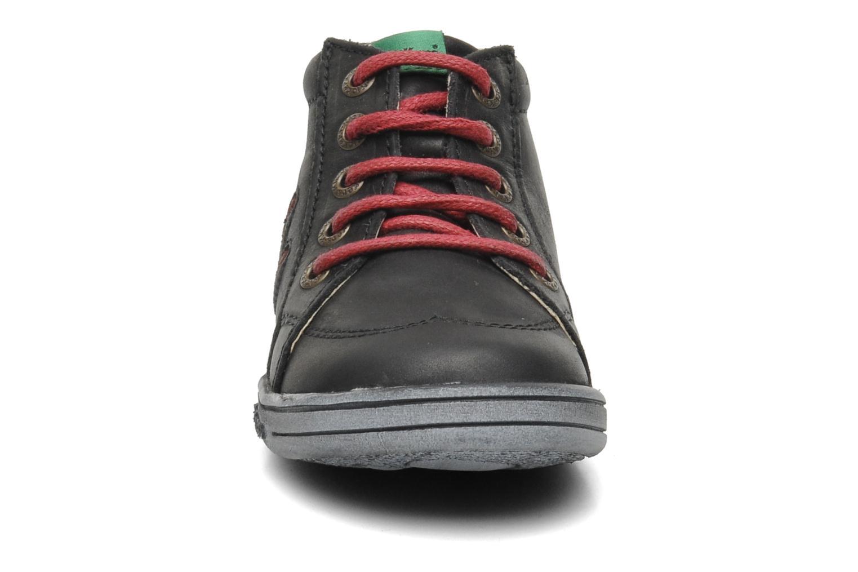 Ankelstøvler Kickers Tatoo Sort se skoene på