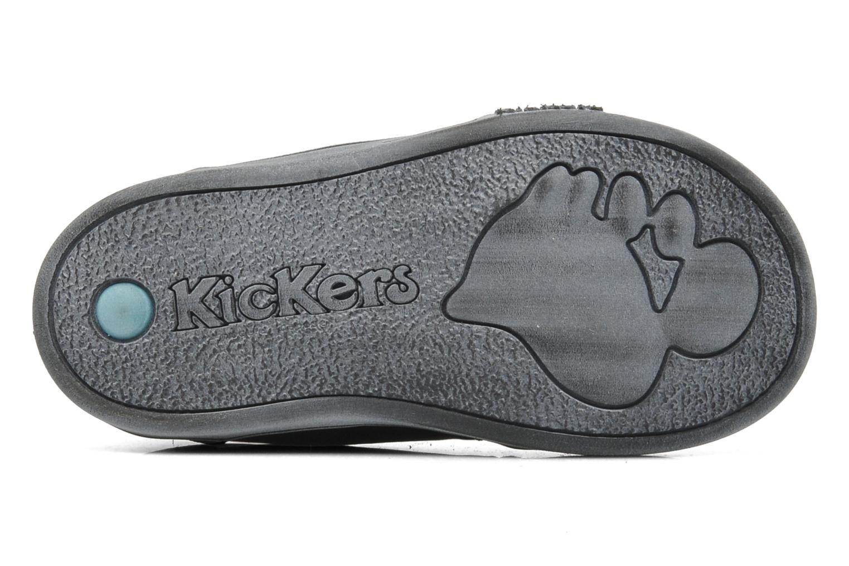 Ankelstøvler Kickers Tatoo Sort se foroven