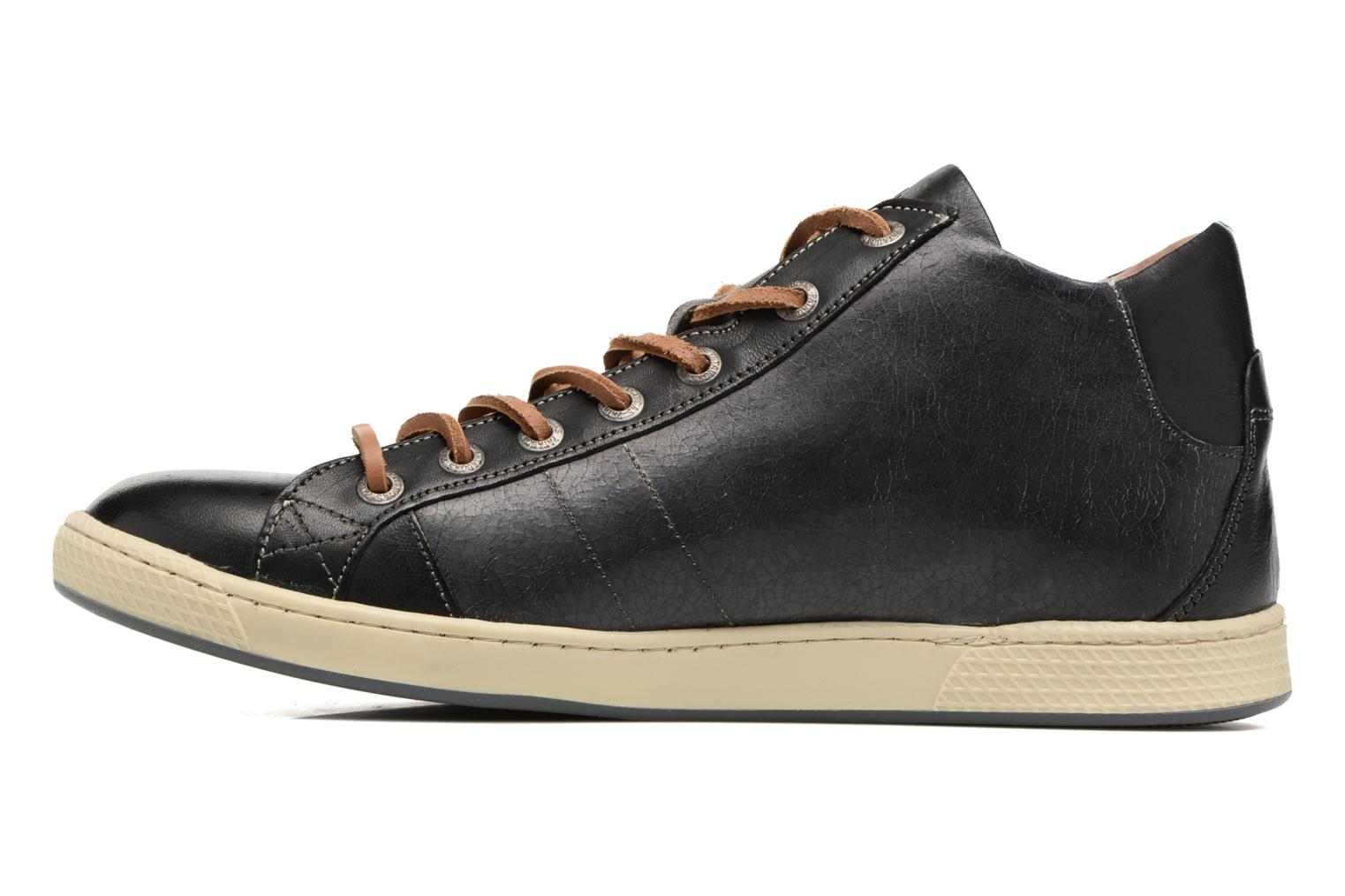 Trainers Pataugas Jazzy Black front view