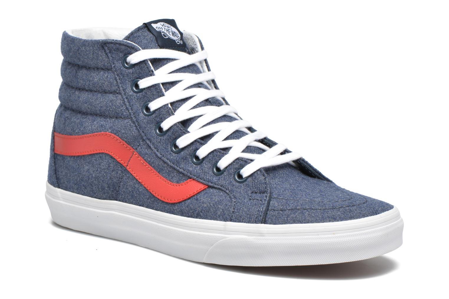 Sk8-Hi Reissue (Varsity) Navy/True White