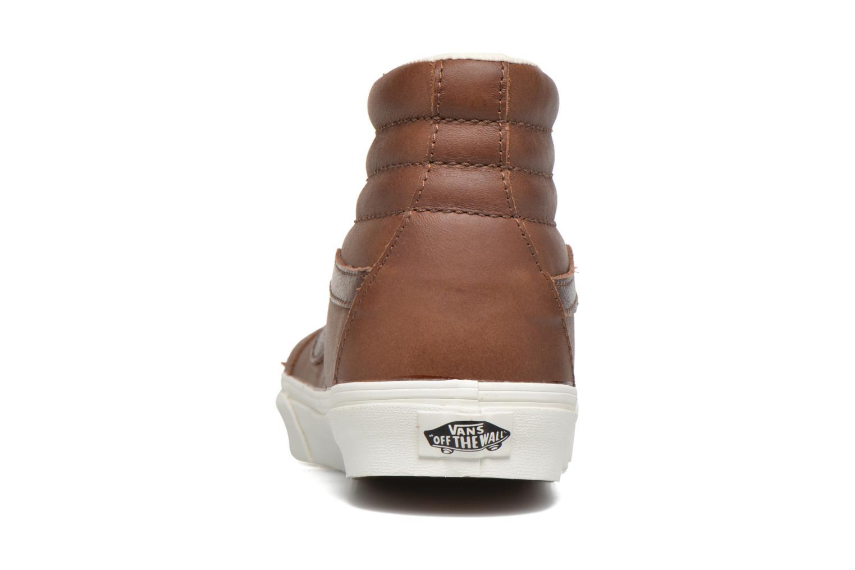 Sk8-Hi Reissue (Leather) Dachshund/Potting Soil