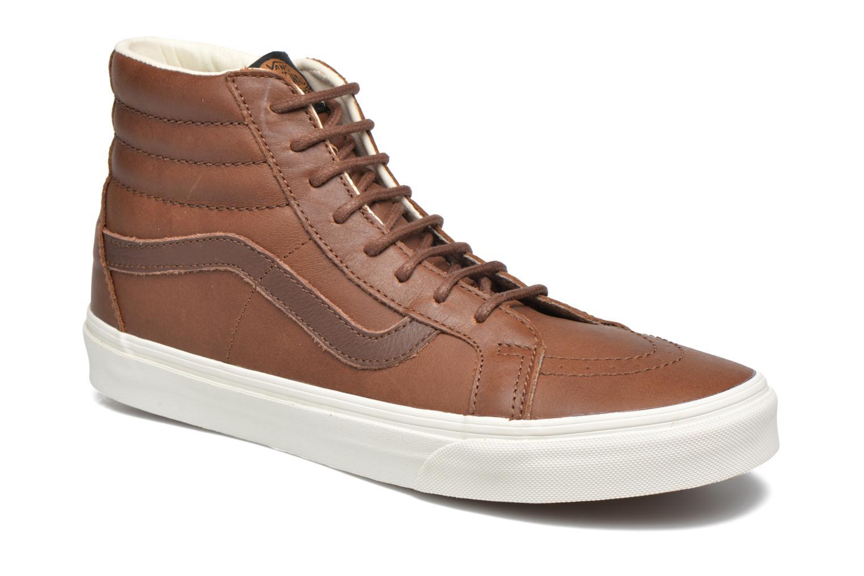 1b0175946b Vans Sk8-Hi Reissue (Brown) - Trainers chez Sarenza (273129)