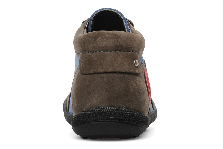 Stiefeletten & Boots Mod8 Adours blau ansicht von rechts
