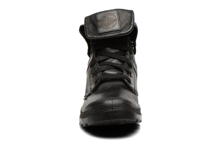 Ankle boots Palladium Pallabrousse Baggy L2 U Black model view