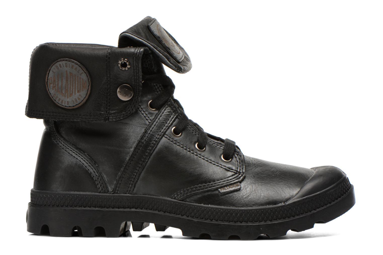 Ankle boots Palladium Pallabrousse Baggy L2 U Black back view