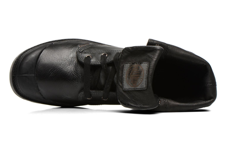 Boots Palladium Pallabrousse Baggy L2 U Svart bild från vänster sidan