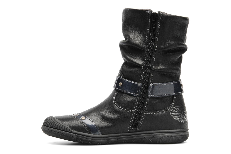 Bottines et boots Noël Pela Noir vue face