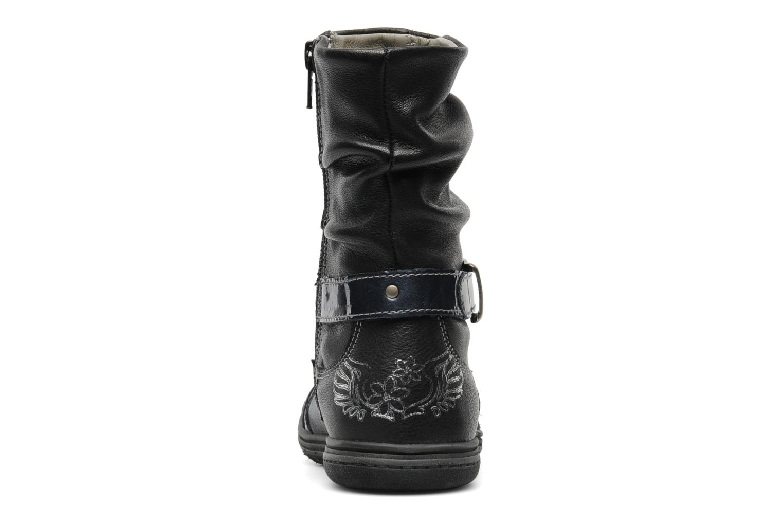 Bottines et boots Noël Pela Noir vue droite