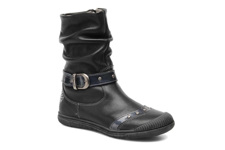 Bottines et boots Noël Pela Noir vue détail/paire