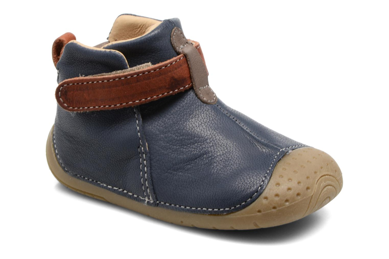 Scarpe con gli strappi Babybotte ZAK Azzurro vedi dettaglio/paio