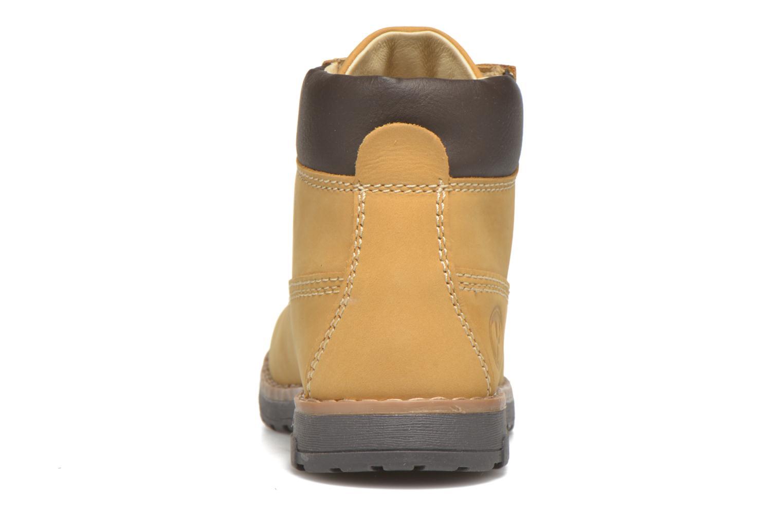 Stiefeletten & Boots Primigi POND 1 braun ansicht von rechts
