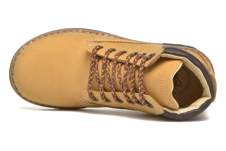 Stiefeletten & Boots Primigi POND 1 braun ansicht von links