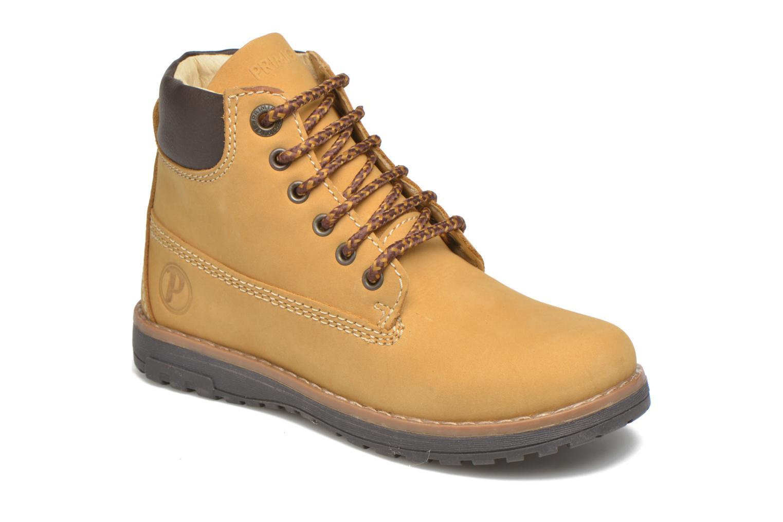 Stiefeletten & Boots Primigi POND 1 braun detaillierte ansicht/modell