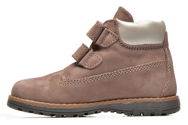 Stiefeletten & Boots Primigi ASPY 1 beige ansicht von vorne