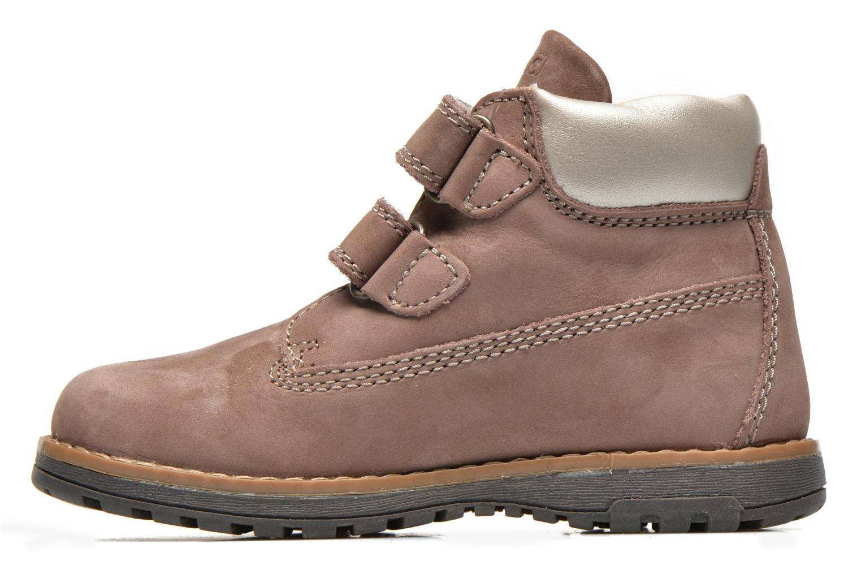 Boots en enkellaarsjes Primigi ASPY 1 Beige voorkant