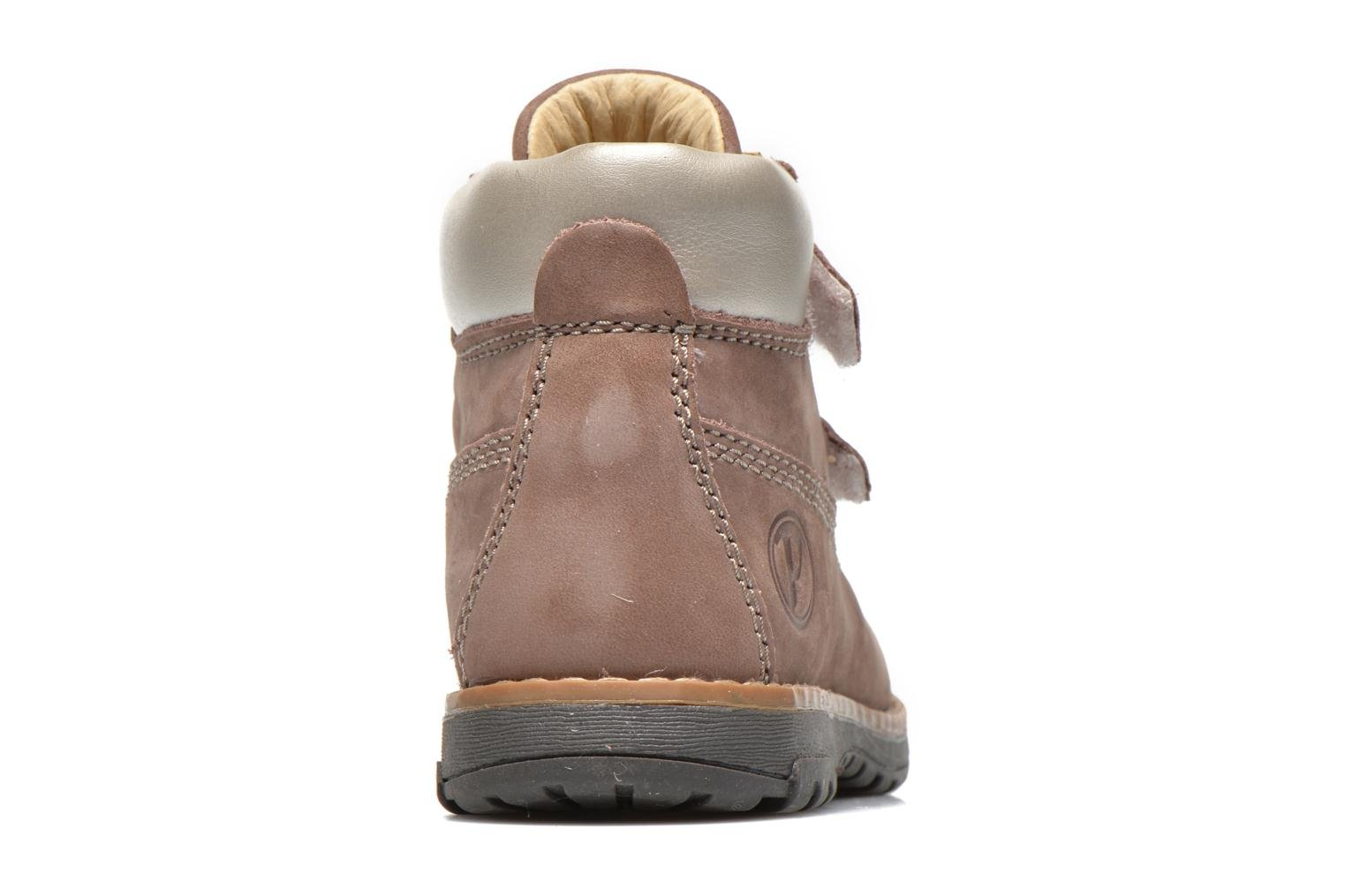 Ankle boots Primigi ASPY 1 Beige view from the right