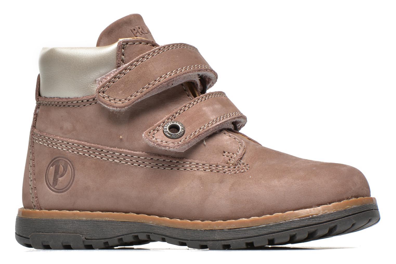 Boots en enkellaarsjes Primigi ASPY 1 Beige achterkant