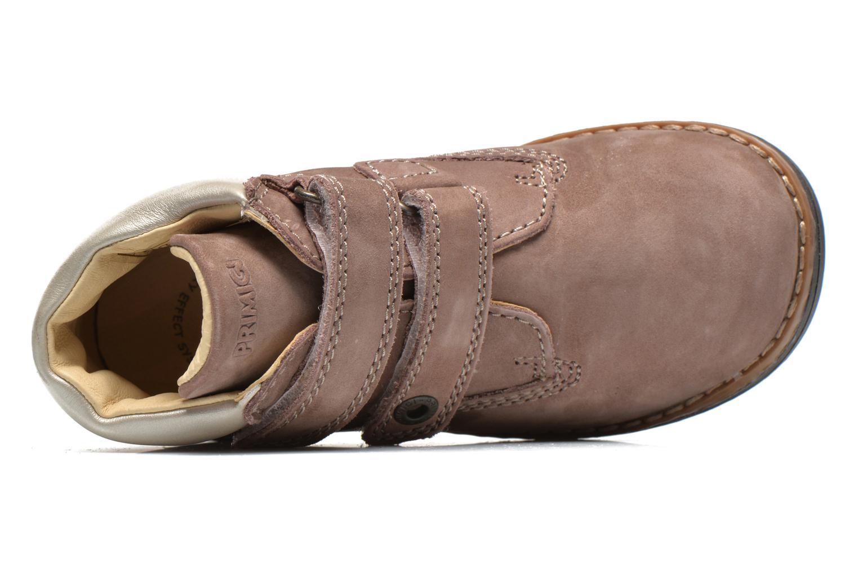 Boots en enkellaarsjes Primigi ASPY 1 Beige links