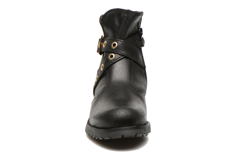Bottines et boots Primigi BERYL Noir vue portées chaussures