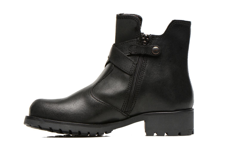 Boots en enkellaarsjes Primigi BERYL Zwart voorkant