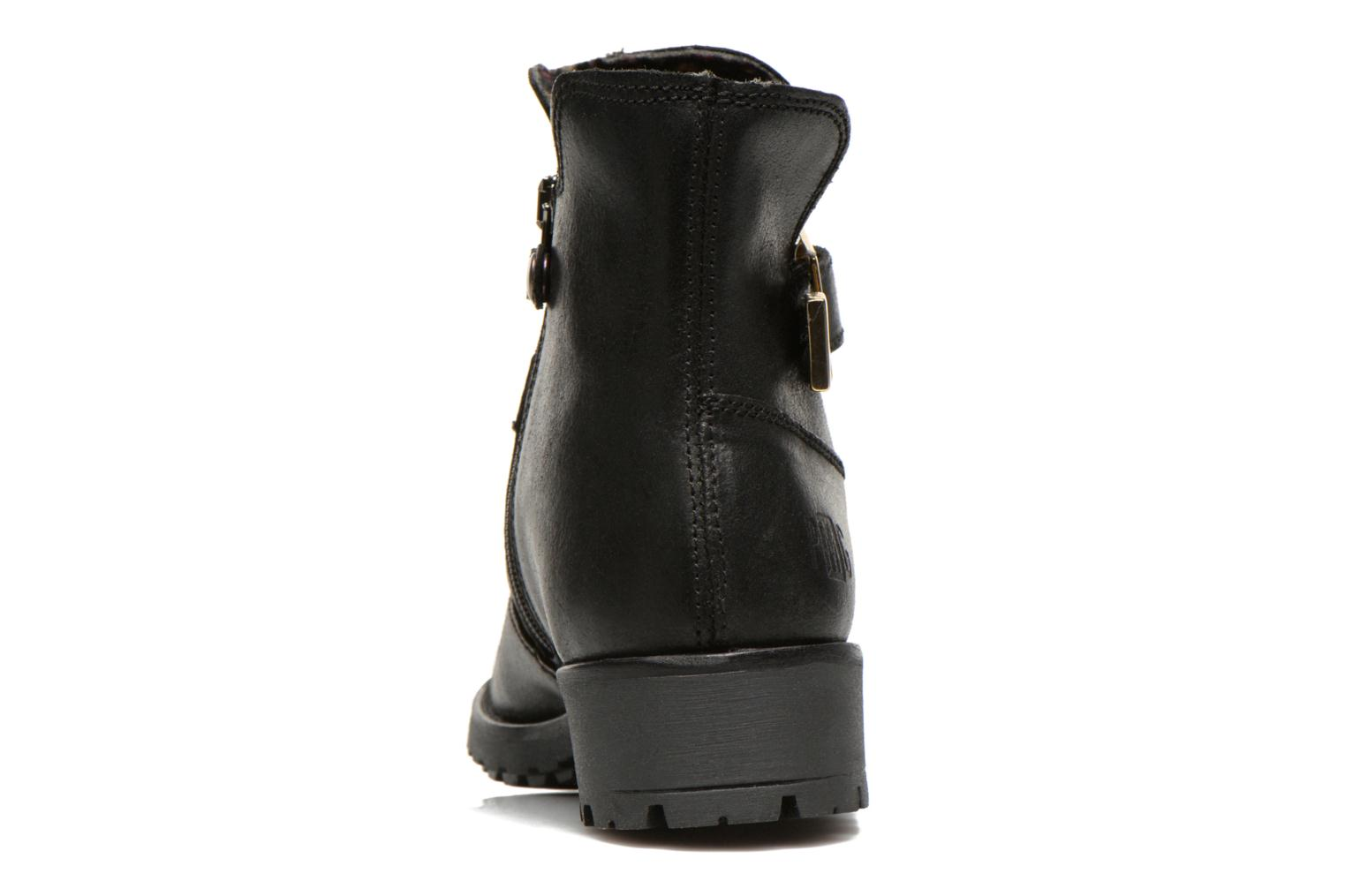 Ankle boots Primigi BERYL Black view from the right