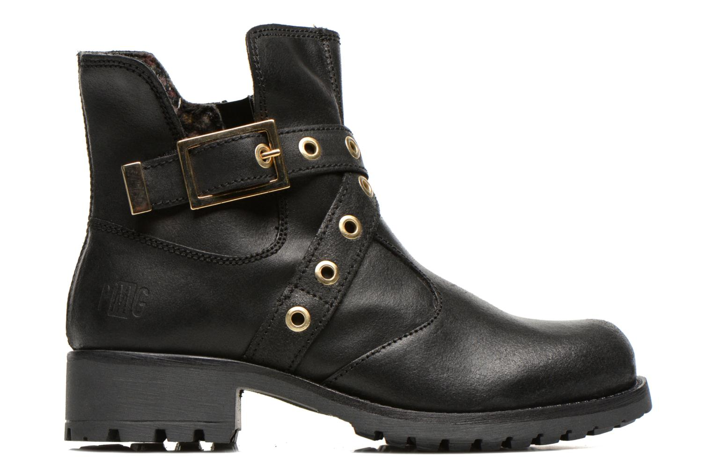 Boots en enkellaarsjes Primigi BERYL Zwart achterkant