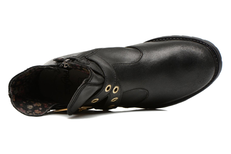 Boots en enkellaarsjes Primigi BERYL Zwart links