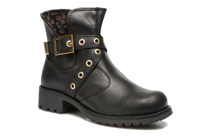 Boots en enkellaarsjes Primigi BERYL Zwart detail