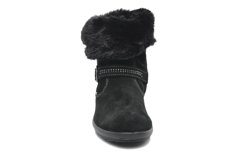 Stiefeletten & Boots Primigi Glossy GTX schwarz schuhe getragen