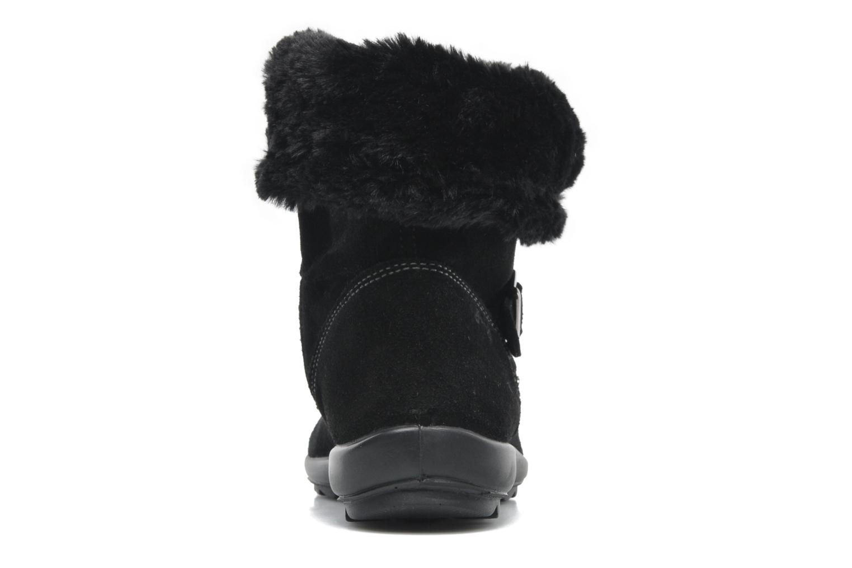 Stiefeletten & Boots Primigi Glossy GTX schwarz ansicht von rechts