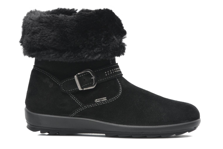 Stiefeletten & Boots Primigi Glossy GTX schwarz ansicht von hinten