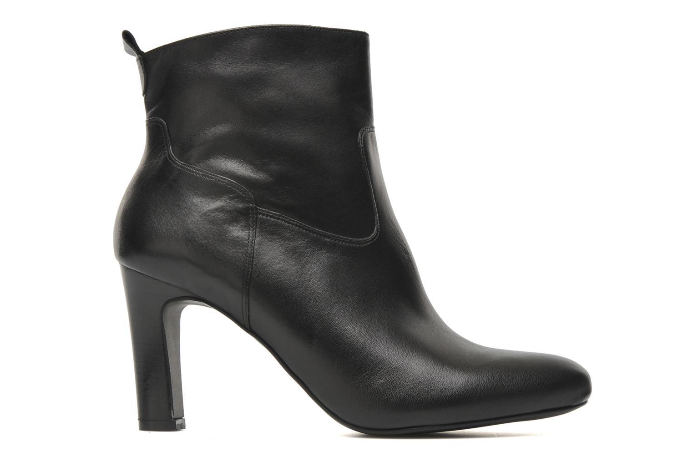 Boots en enkellaarsjes Bocage Gialo Zwart achterkant