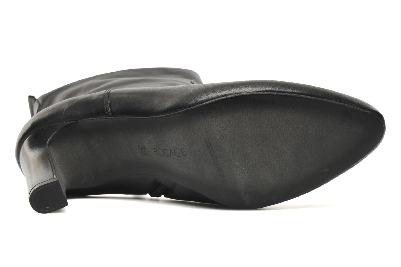 Boots en enkellaarsjes Bocage Gialo Zwart boven