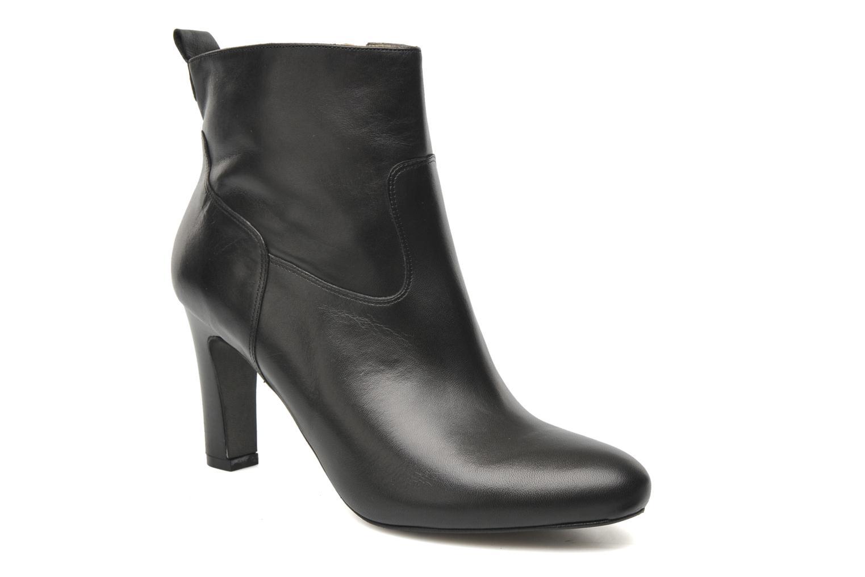Boots en enkellaarsjes Bocage Gialo Zwart detail