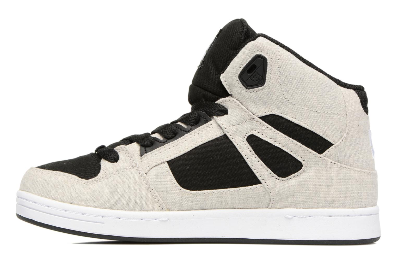 Deportivas DC Shoes REBOUND B Gris vista de frente