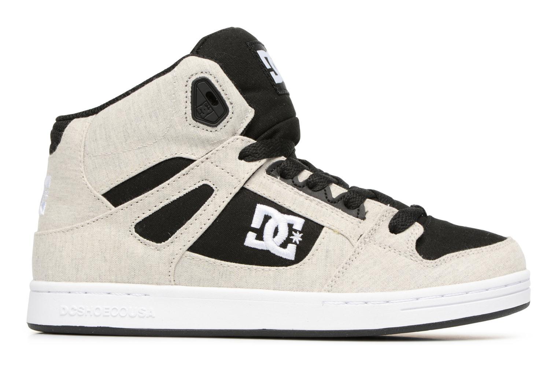 Deportivas DC Shoes REBOUND B Gris vistra trasera