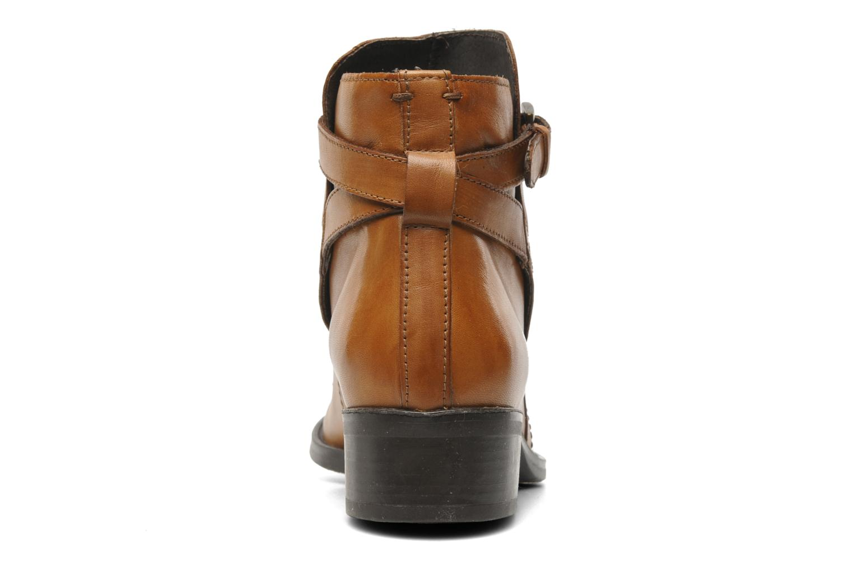 Bottines et boots Jonak Ananas Marron vue droite