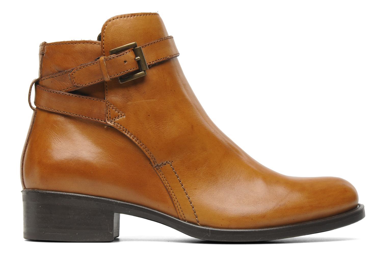 Boots en enkellaarsjes Jonak Ananas Bruin achterkant