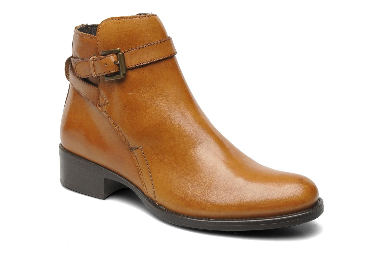 Boots en enkellaarsjes Jonak Ananas Bruin detail