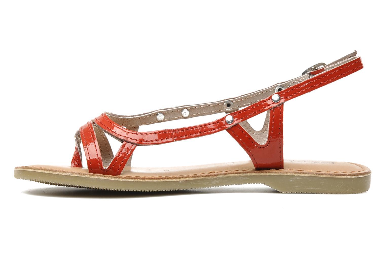 Sandali e scarpe aperte Les Tropéziennes par M Belarbi ISATIS E Rosso immagine frontale